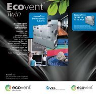 Ecovent (Twin) - VES