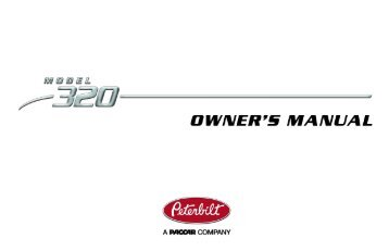 heavy duty body builder manual peterbilt motors company rh yumpu com peterbilt 579 body builder manual peterbilt 379 body builder manual