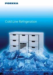 Cold Line Refrigeration