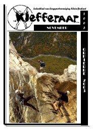 Klefferaar November 2003 - Bvkb