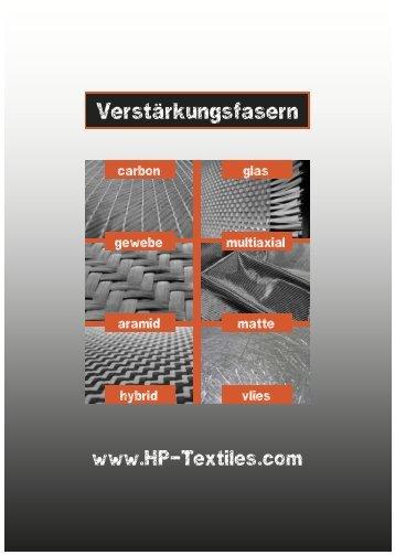 Verstärkungsfasern - HP-Textiles