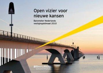 Open vizier voor nieuwe kansen - Ernst & Young