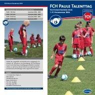 FCH Paule Talenttag - 1. FC Heidenheim