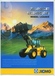 WHEEL LOADER - Cannon XCMG