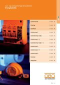 og overspenningsvernsystemer - OBO Bettermann - Page 2
