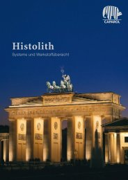 Histolith - Caparol