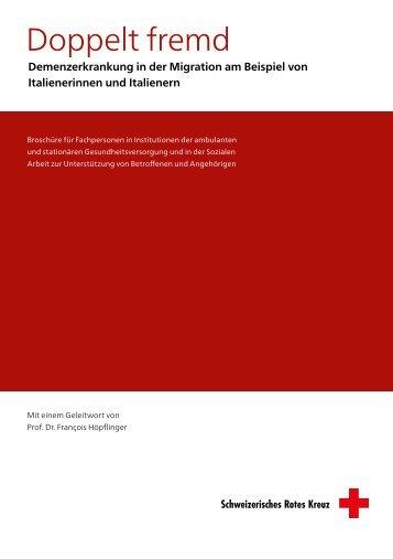 """""""Doppelt fremd"""" (pdf) - SGG-SSG"""