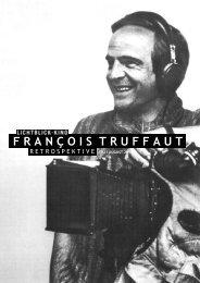 F R A N Ç O I S  T R U F F A U TI - Berliner Filmfestivals