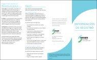 informacion de registro - Sansum Clinic