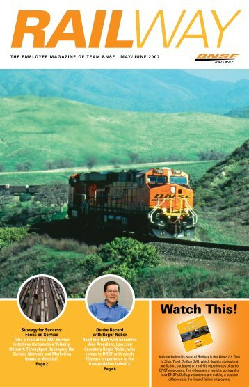 Watch This! - BNSF.com