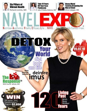 NAVEL Expo - The Deirdre Imus Environmental Health Center