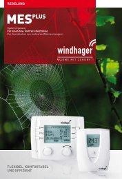 MESplus Prospekt downloaden - Windhager