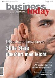 Stille Stars überhört man leicht - business today