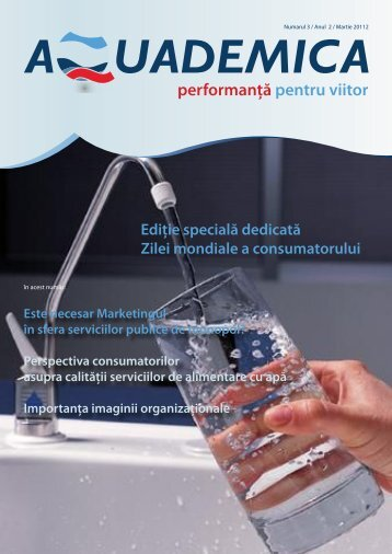 Revista Aquademica_nr.3_2012_editie speciala_marketing
