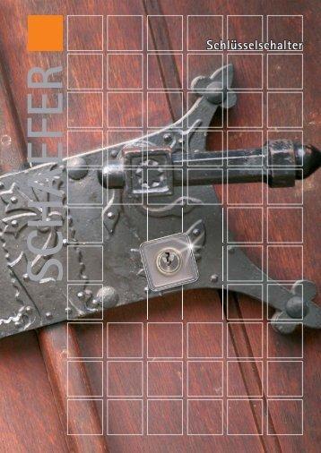 Schlüsselschalter - SCHAEFER