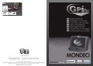 Instruction Mondeo BT:Instruction.qxd.qxd - GPStar