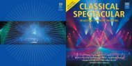 Classic Spectacular Booklet - Buywell