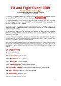 Renseignements et inscription - Seraing - Page 3