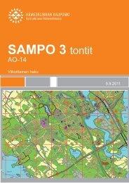 SAMPO 3 tontit - Hämeenlinna