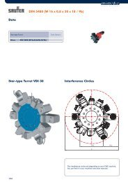 DIN 5482 (B 17 x 14) - Bluechip Tooling Ltd