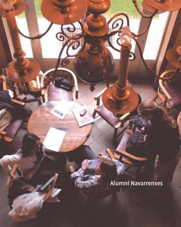 Alumni Navarrenses - Universidad de Navarra