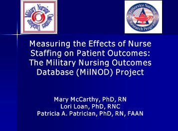 the effects of nurse staffing on