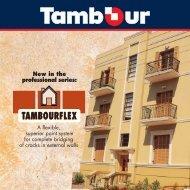 tambourflex PDF.fh7 - Tambour Paints