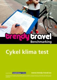 Cykel klima test - Trendy Travel