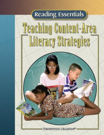 Teaching Content-Area Literacy Strategies Resource - Perfection ...
