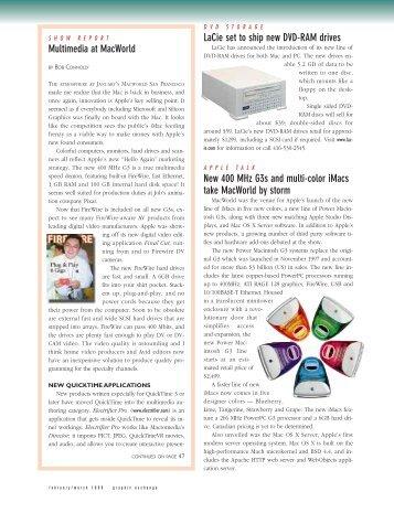 News/The Shadow - Graphic Exchange magazine