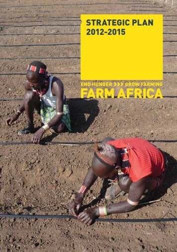 1 Strategic Plan 2012-2015 - Farm Africa
