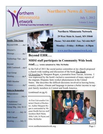 View PDF - Northern Minnesota Network