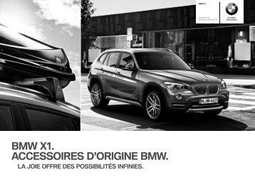 E84 CHfr Titel.indd - BMW Style 322 à rayons en Y (18' ' ). -. 08. 05 ...