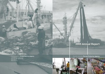 2005 Annual Report - Pacific Islands Forum Fisheries Agency
