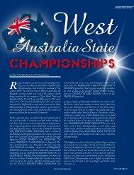 Championships - tutto arabi
