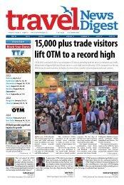 March - Travel News Digest