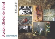Acción Global de Salud - Global Health Watch