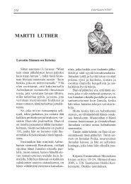 Lue lehti pdf-muodossa (5.04 MB) - Suomen Tunnustuksellinen ...