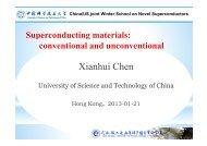 Superconducting Materials: Conventional and Unconventional