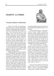 Lue lehti pdf-muodossa (3.73 MB) - Suomen Tunnustuksellinen ...