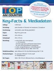 Key-Facts & Mediadaten