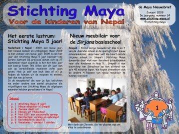 Januari - Stichting Maya