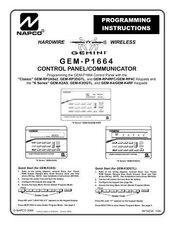 gem p1664 home controls inc?quality=85 gem rp3dgtl digital keypad napco gem-p1632 wiring diagram at reclaimingppi.co