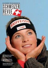 Download PDF Schweizer Revue 4/2010