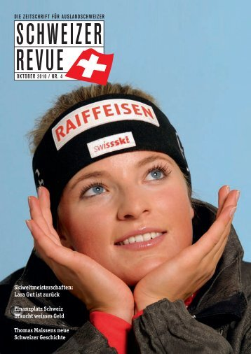 Download PDF Schweizer Revue 4/2010