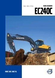 EC240C English - Volvo Construction Equipment