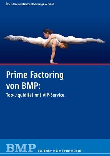 BMP - Marktplatz für Factoring