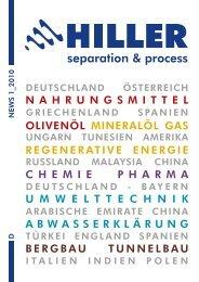 Seite 1-12 PDF News 1_10 deutsch - Hiller GmbH