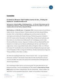 """Trialog der Kulturen""-Schulenwettbewerb - Herbert-Quandt-Stiftung"