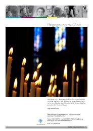 Begegnung mit Gott.pdf - KAMP